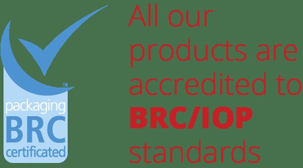 proveedor de bolsas de vacío acreditado por brc