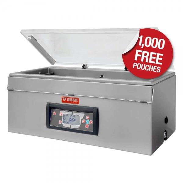 MACHINE A EMBALLER SOUS VIDE TURBOVAC T50