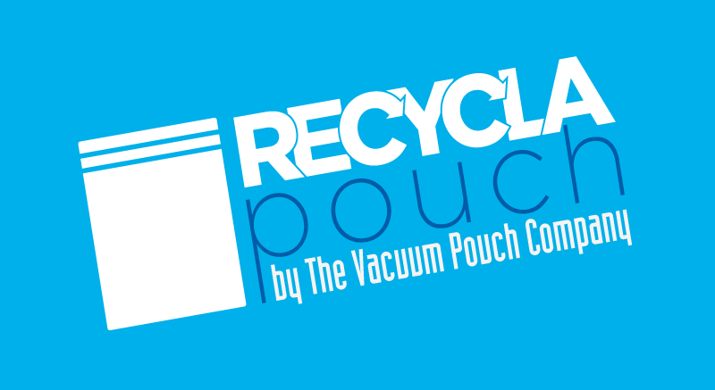 recyclable vacuum pouches